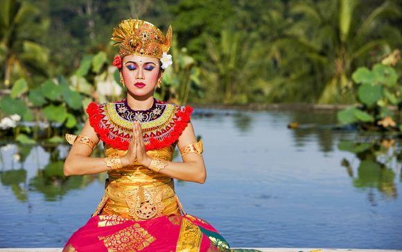 Circuit privatif au coeur de Bali