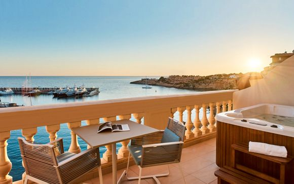 Poussez les portes du Pure Salt Port Adriano Hotel - Adult Only 5*