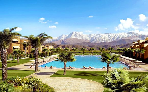 Hôtel Club Coralia Aqua Mirage 4*