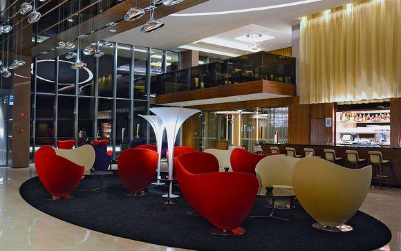 Poussez les portes de l'Atlantida Boutique Hotel 5*
