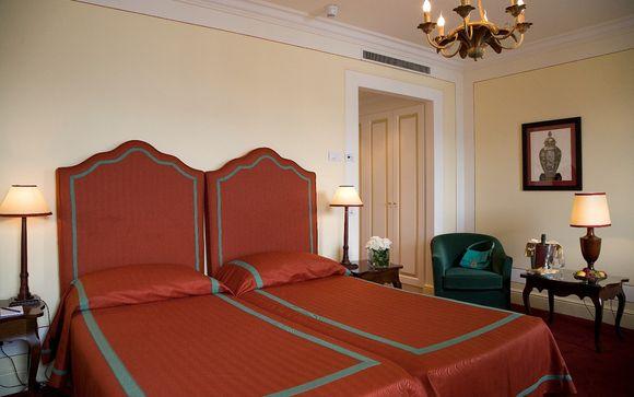 Poussez les portes du Grand Hotel Majestic 4*
