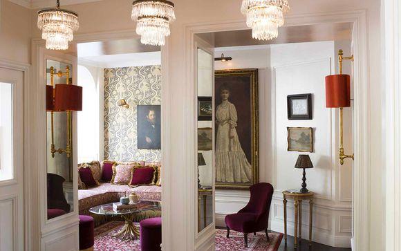 Poussez les portes de l'hôtel Maison Malesherbes by Happyculture