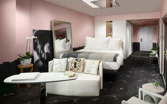 Poussez les portes du SLS Brickell Hotel & Residence 5*