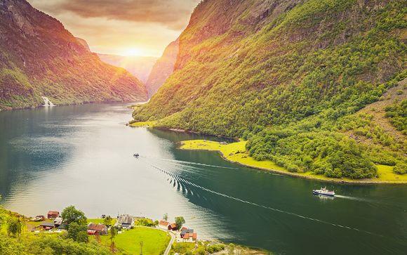 Magie des Fjords 6 jours/5 nuits