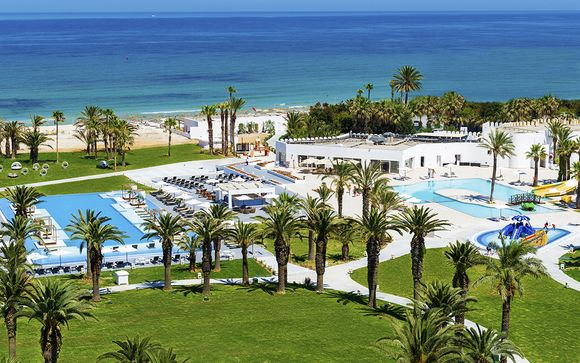 JAZ Tour Khalef Thalasso & Spa 5*