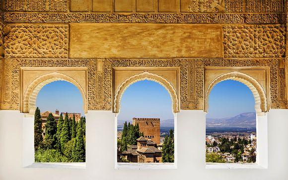 Autotour Andalousie - Torremolinos au départ de Malaga
