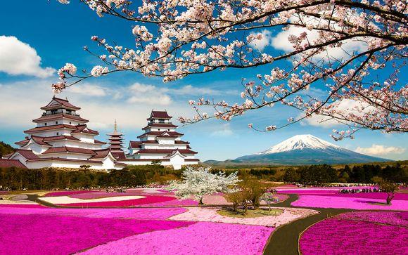 S�jour Authentique au Japon en 10, 12 ou 14 nuits