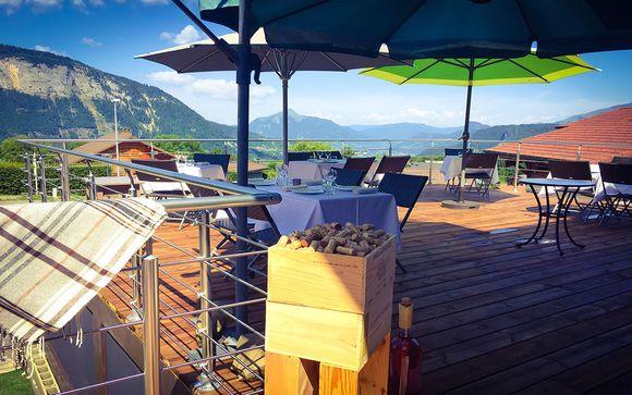 H�tel & Spa La Croix de Savoie 4*