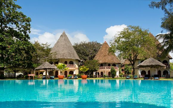 Neptune Paradise Beach Resort & Spa 4* et Safaris