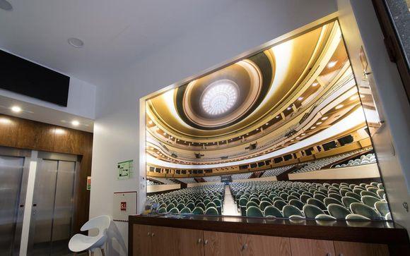 Poussez les portes de votre hôtel Porto Coliseum