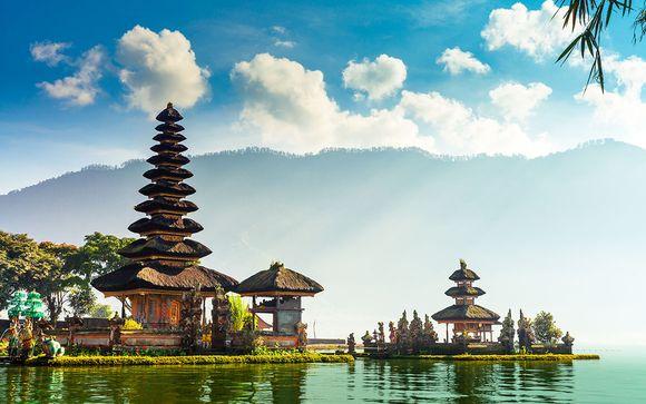 Combiné en 4* Les perles de Bali et extension possible