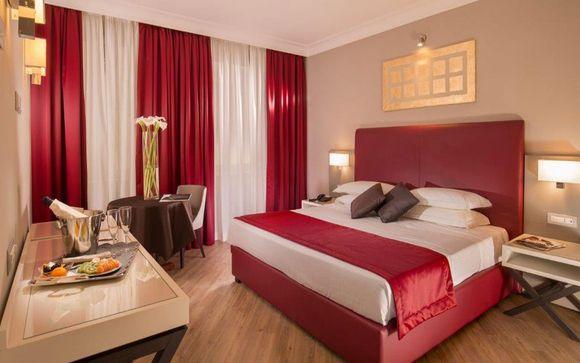 Hôtel Ludovisi Palace 4*