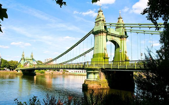 Royaume-Uni Londres - Hotel Novotel London West 4* à partir de 123,00 €