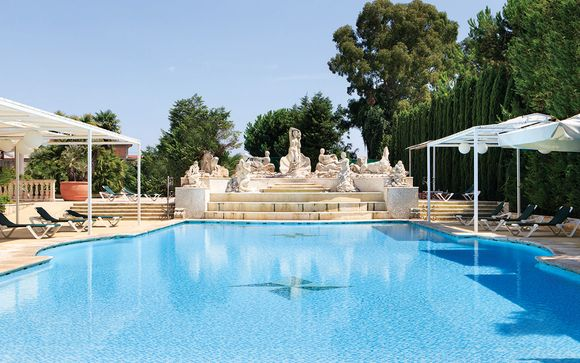 Grand Hotel Vanvitelli 4*