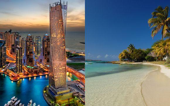 Combiné 5* InterContinental Mauritius et Crowne Plaza Festival City