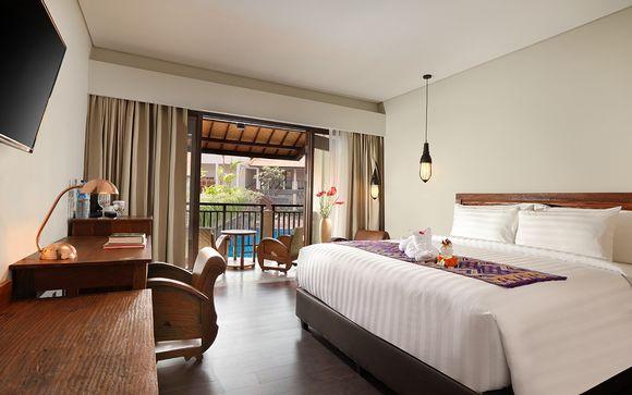 Poussez les portes de l'hôtel Best Western Premier Agung 4*