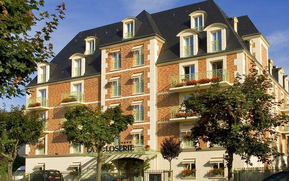 Poussez les portes de votre résidence hôtelière 4*