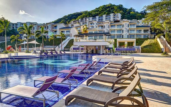 Votre fin de séjour balnéaire au Planet Hollywood Beach Resort 5*