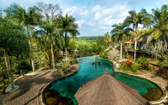 Combiné 5* : The Payogan Villas Resort et The Leaf Jimbaran