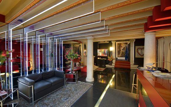 Poussez les portes de votre hôtel Sogno di Giulietta e Romeo