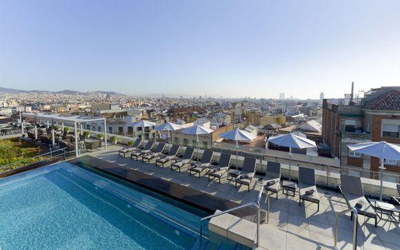 Crowne Plaza Barcelona Fira Center 4* sup
