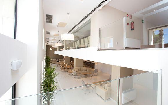 Poussez les portes de l'hôtel MA Sevilla Congresos