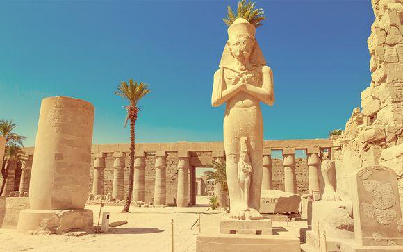 Croisière Parcours des Pharaons et Radisson Blu El Quseir 5*