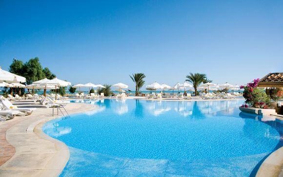Hôtel Mövenpick Resort El Gouna 5*