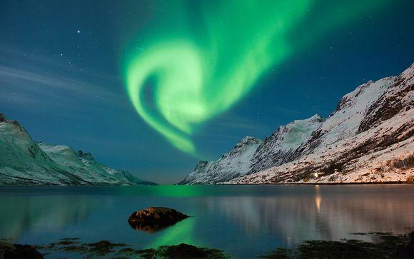 Circuit Aurores Boréales à Tromsø en 5 jours