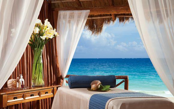 Now Sapphire Riviera Cancun 5* avec circuit Yucatán possible