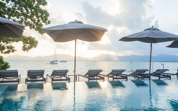 Combiné 5* Landmark Bangkok et My Beach Resort Phuket