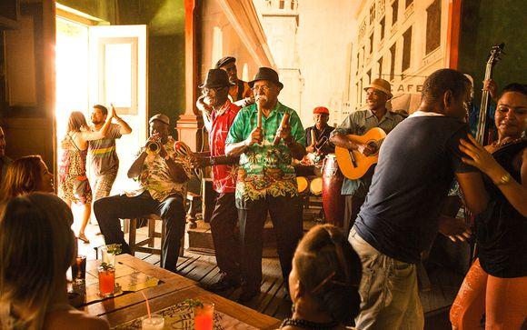 Duo cubain entre culture et détente