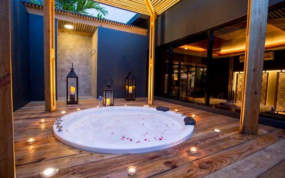 Poussez les portes de l'hôtel The Waters Khaolak 4*