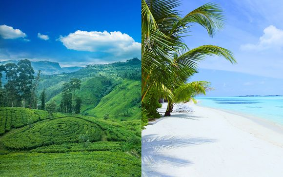 Combiné privé Sri Lanka et Beach Stay 4* aux Maldives