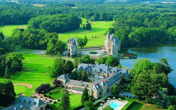 Relais & Château Hôtel & Spa de la Bretesche 5*