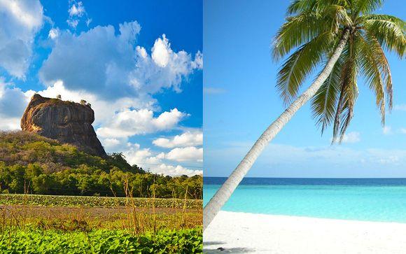 Circuit au Sri Lanka et extension aux Maldives avec Qatar Airways