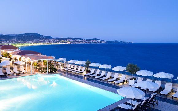 Escapade azur sur la French Riviera - Nice -