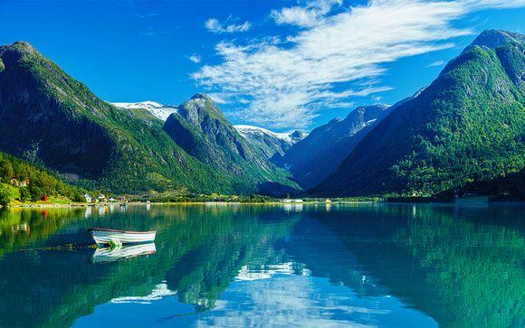 Circuit L'Essentiel des Fjords en 4 nuits/5 jours