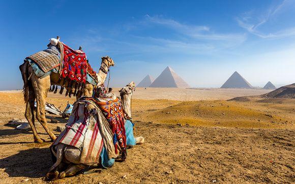 Croisière Grandeur des Pharaons et le Caire 5*