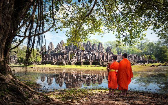 Votre extension possible de 3 nuits à Siem Reap