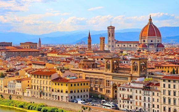 Adresse intimiste et contemporaine près du Duomo - Florence -