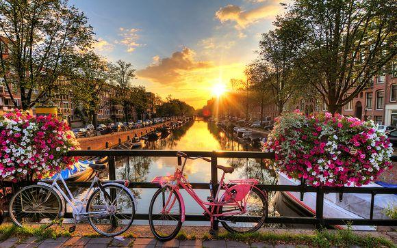 Échappée intimiste au cœur d'un quartier chic - Amsterdam -