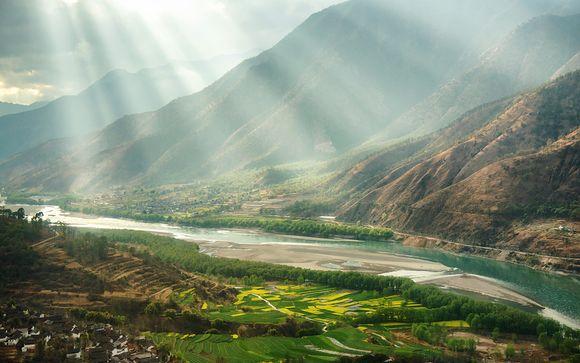 L'Empire du Milieu entre fleuve et cités légendaires