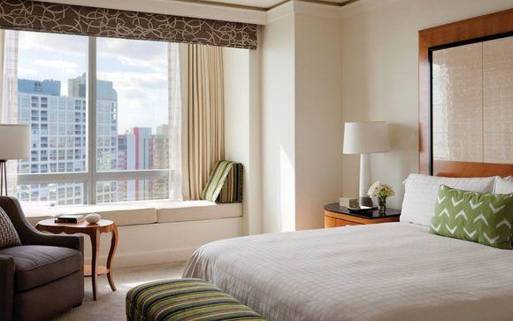 Poussez les portes de l'hôtel Four Seasons à Miami