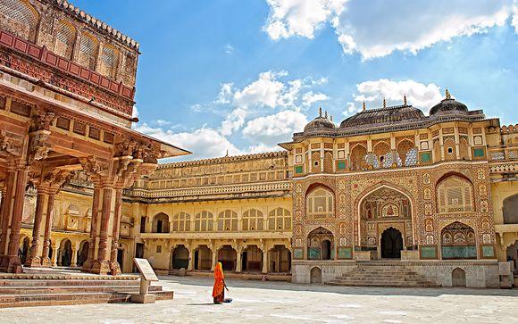 Toutes les couleurs de la terre des Rois - New Delhi -