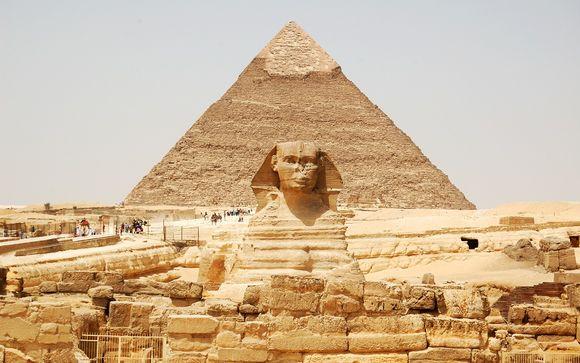 Combiné Circuit Nil, mer Rouge et Pyramides
