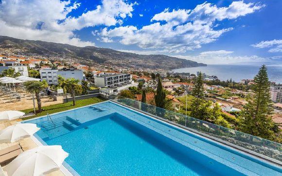 H�tel Madeira Panoramico 4*