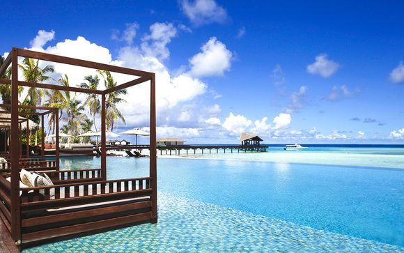 Écrin de luxe face aux eaux divines - Malé -