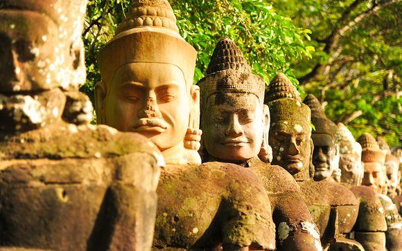 Zoom sur votre programme en 12 nuits - Extension au Cambodge