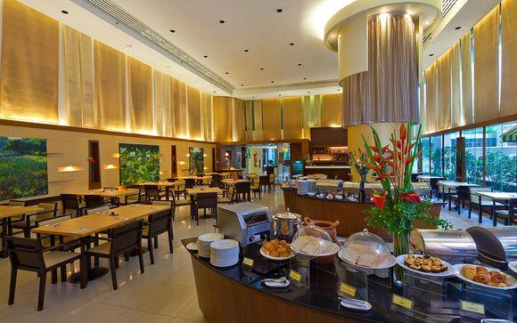Poussez les portes de l'hôtel Somerset Park SuanPlu à Bangkok